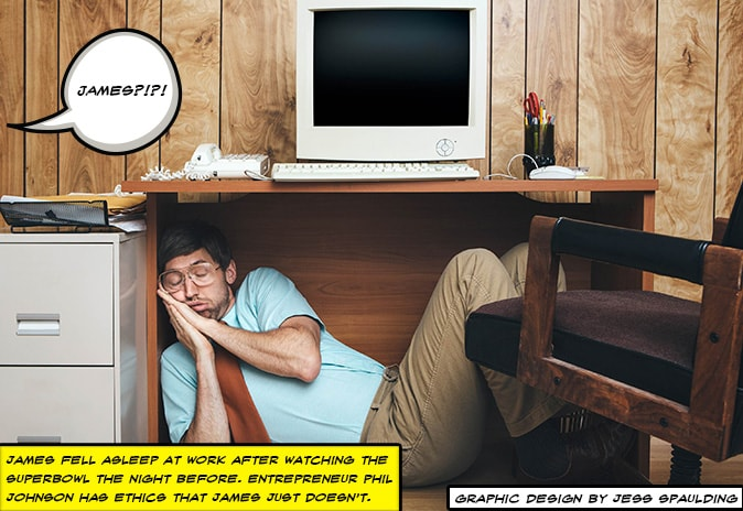 importance of not sleeping at work Most teenagers don't get enough sleep, which can have dramatic effects.