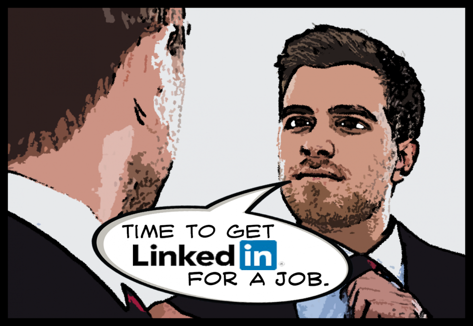 Writing your LinkedIn summary to get the ball rolling